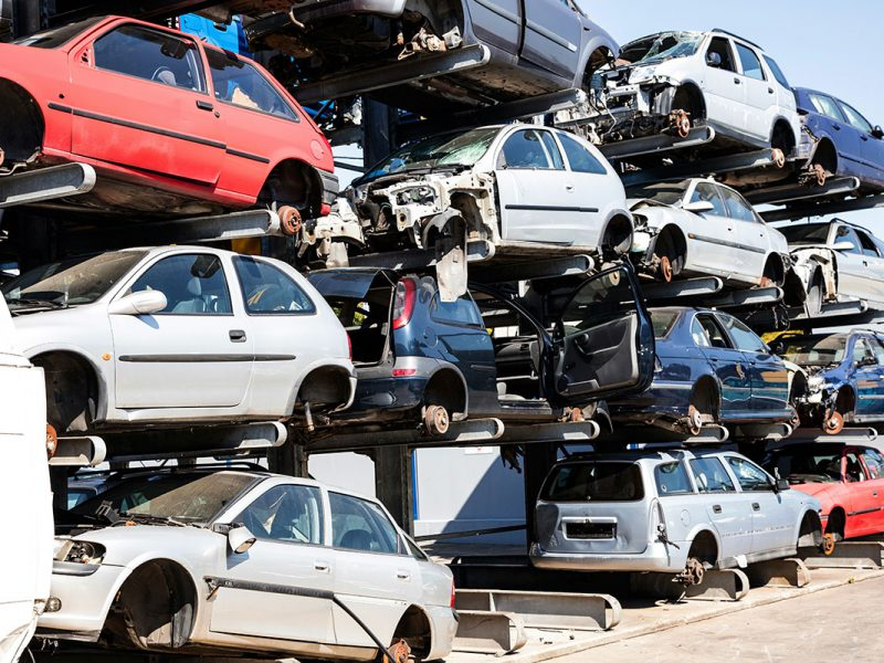How to Get High Scrap Car Prices in Hull